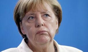 Партия Меркель провалилась на немецких выборах