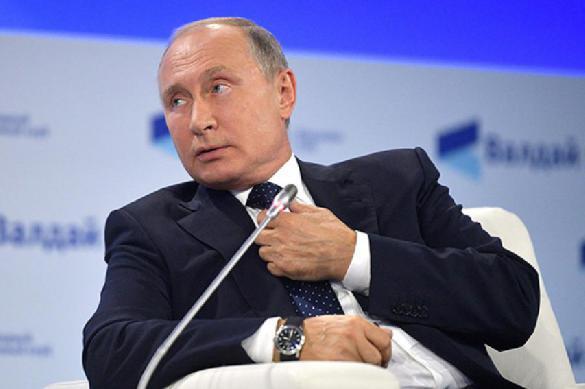 Путин назвал Керченский инцидент провокацией в интересах Порошенко