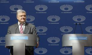 В штабе Порошенко заявили о трехсторонней договоренности по аренде стадиона на вечер 19 апреля