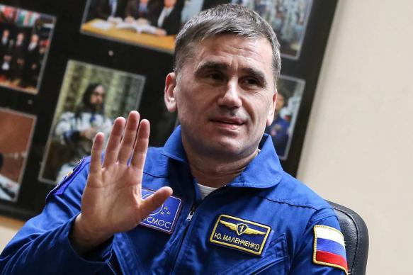 Российскому космонавту отказали в должности из-за жены-американки