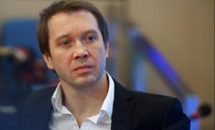 В Сети появились фото возможного сына Евгения Миронова