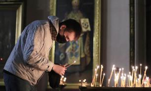 На Украине начали штрафовать священников за проведение богослужений