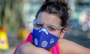 Иммунолог рассказал об особенностях ношения медицинских масок весной