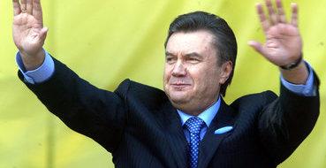 Виктор Янукович улетел из Украины