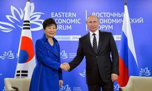 Путин поразил президента Южной Кореи очень личным подарком