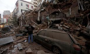 Число жертв взрывов в Бейруте растёт. Пострадавших размещают в моргах