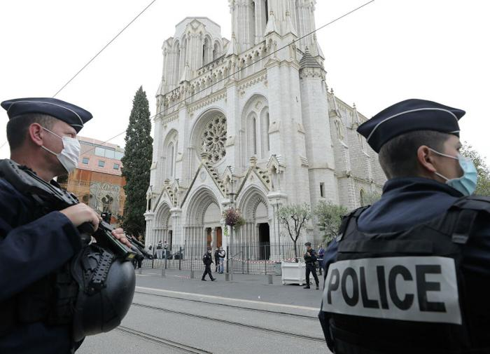 Фигурантами дел о поддержке терроризма во Франции стали дети