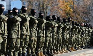 """""""Азов"""" занял новые позиции в Донбассе перед уходом войск ВСУ"""