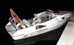 В акватории Воронежского водохранилища столкнулись два катера