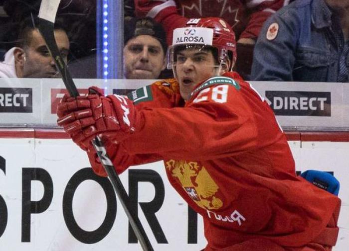 Ларионов рассказал о грязной игре канадцев в матче с Россией