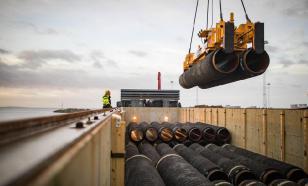 """В Германии призывают ЕС ответить на санкции США по """"Северному потоку-2"""""""