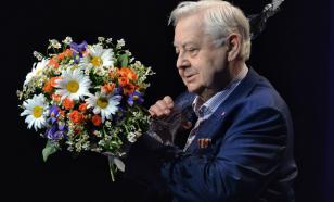 Ритуальщики в Перми рекламировали надгробие с фото Олега Табакова