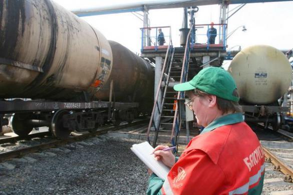 Запрет на импорт топлива в Россию лишил Белоруссию части доходов