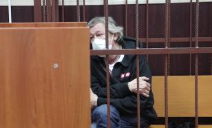 Михаил Ефремов заплакал на заседании суда
