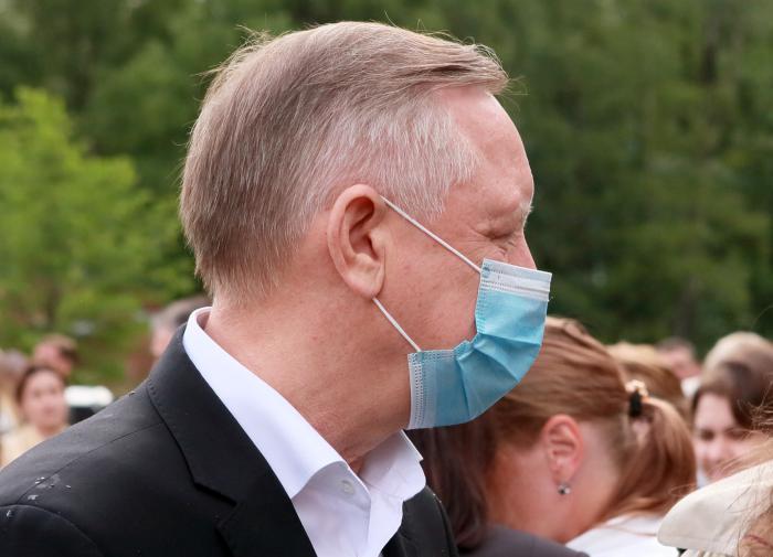 В Петербурге строят новую больницу