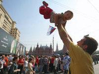 Россияне в 2012 году будут отдыхать на три дня больше.