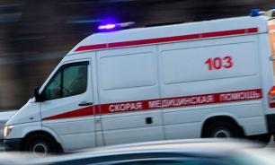 Подросток получил травму головы во время исполнения лезгинки