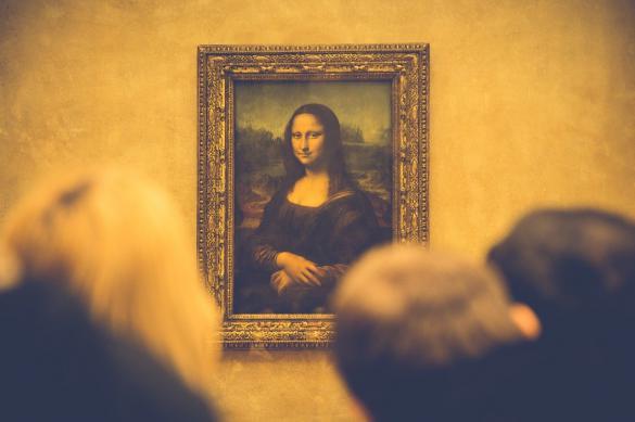 """Старинные картины тускнеют из-за """"ультрамариновой болезни"""""""