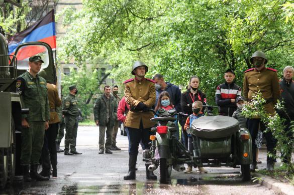 Парад Победы в Новосибирске будет проходить без зрителей