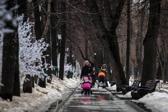 Вильфанд: последняя неделя зимы будет аномально теплой