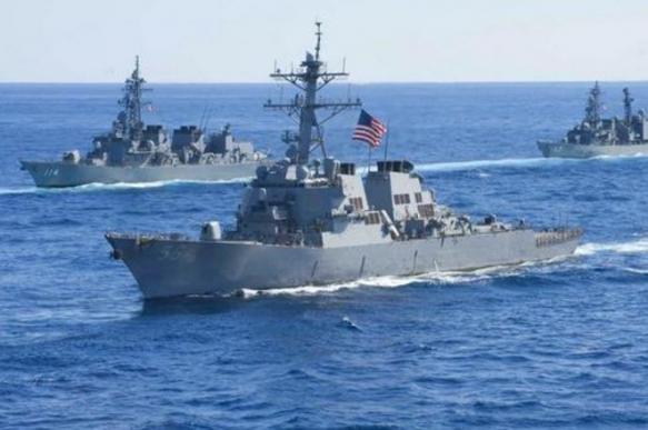 """В США придумали, как """"сдерживать"""" Россию в Черном море"""