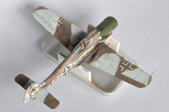 Потеря одной фабрики по производству пленки лишила Третий Рейх самолета