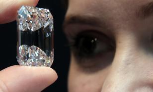 Россия в сентябре увеличила продажи бриллиантов в 3,5 раза