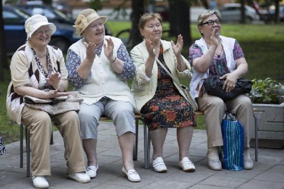 Пенсионеры, давайте умирать по одному