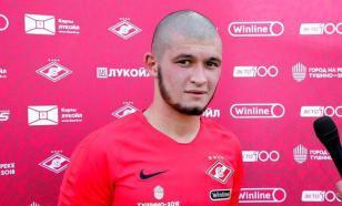 СМИ: футболист Гулиев заплатил 155 тыс. рублей избитому американцу