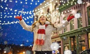 Резкий перепад температуры спрогнозировали синоптики на Новый год