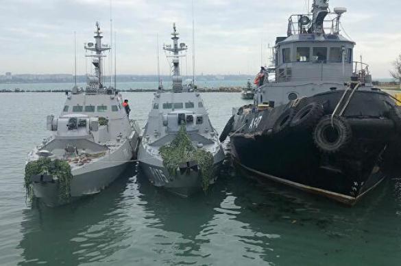"""Украина не смогла подготовить иск по существу """"захвата"""" моряков в Керченском проливе"""