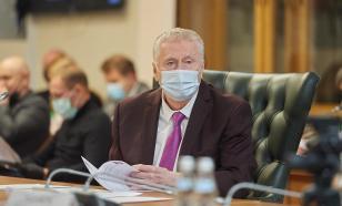 Жириновский заявил о жёстких наказаниях для непривитых россиян