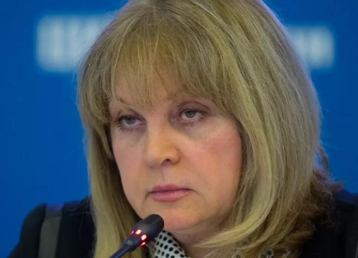 Элла Памфилова: в Донбассе не будет голосования на выборах в Госдуму