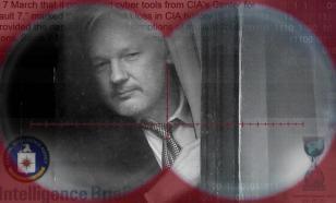 """ЦРУ готовило убийство Ассанджа, но Трамп не дал """"отмашку"""""""