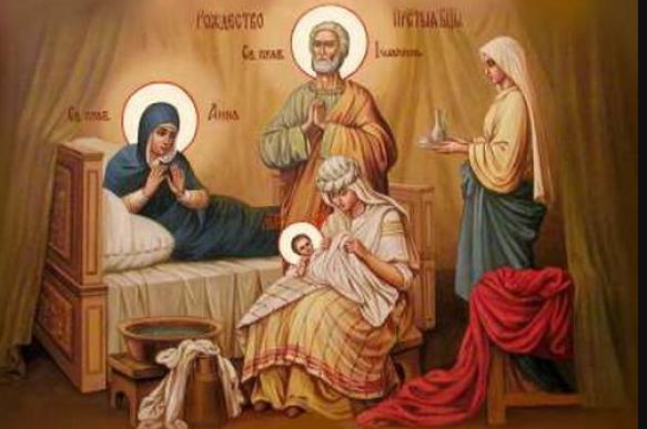Пресвятая Богородица: рождение во спасение