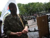 На подкрепление в ДНР прибыли добровольцы-румыны