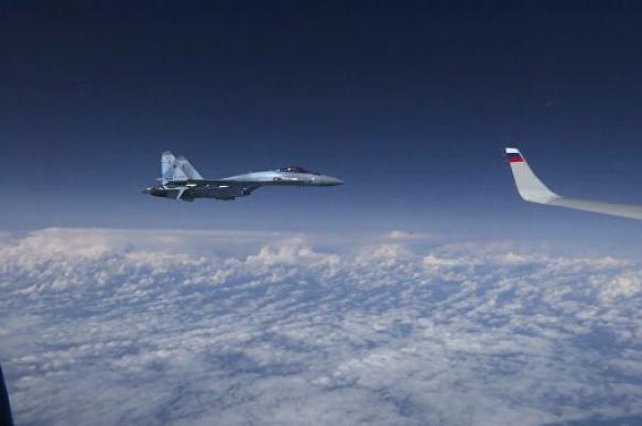 В НАТО пояснили сближение своего истребителя с самолетом Шойгу