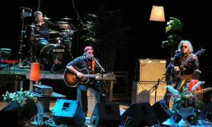 Концерт Бориса Гребенщикова в Индии сорван полицией