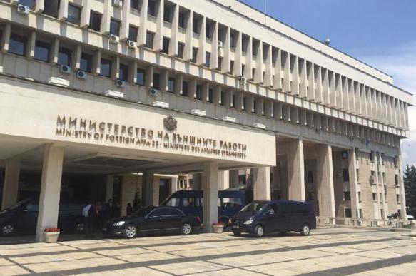В Болгарии в шпионаже заподозрили двух российских дипломатов