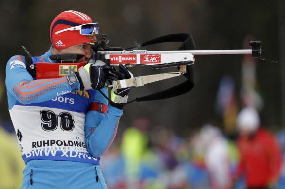 Сборная России победила в эстафете на юниорском ЧМ по биатлону