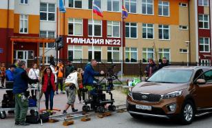 В Калининграде продолжили съемки сериала после выхода из самоизоляции