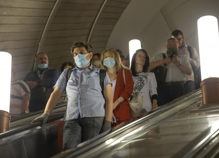 Прирост инфицированных в Москве сократился в три раза