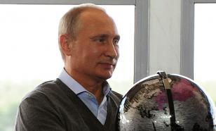 Путин рассказал, что позволяет России постоянно двигаться вперед