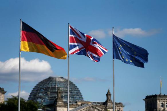 Германия готовится к выходу Великобритании из ЕС без сделки