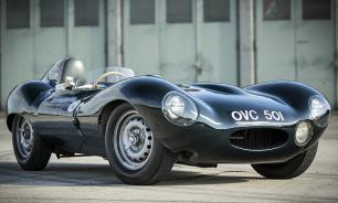 Топ-3 спорткаров из 50-х