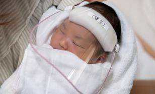 Японские врачи: маски вредны для детей до двух лет