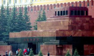 ЦИК не будет проводить опрос граждан о выносе тела Ленина из Мавзолея