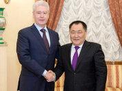 Дружба Тувы и Москвы ведет к развитию