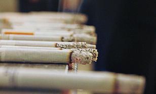 Госдума рассмотрит закон о запрете продаж смесей с никотином