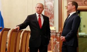 """Forbes: Путин """"убрал"""" кабмин, работой которого был недоволен"""